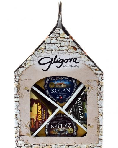 Gligora cheese in stone house 2