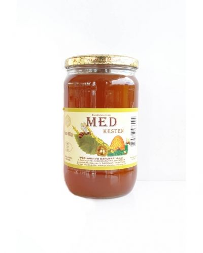 Pčelarstvo Daruvar - Chestnut Honey 900g