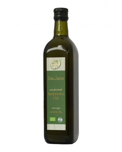 Extra virgin olive oil 0,5l - MasVin