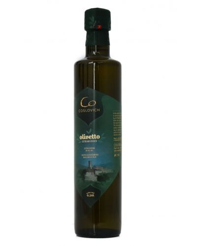 Extra virgin olive oil Coslovich 0,5 l