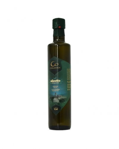 Extra virgin olive oil Coslovich 0,25 l