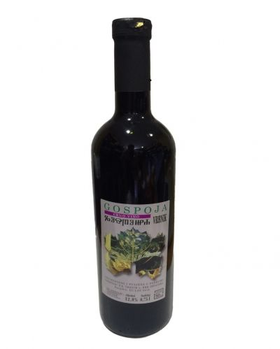 Red wine Toljanić Gospoja 0,75L