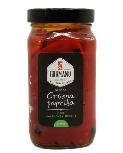 Gurmano Red Baked Pepper