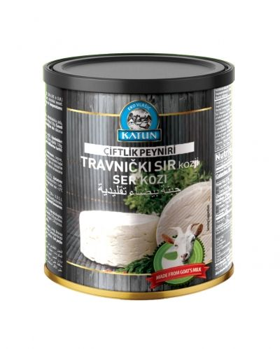 Travnicki cheese - goat cheese