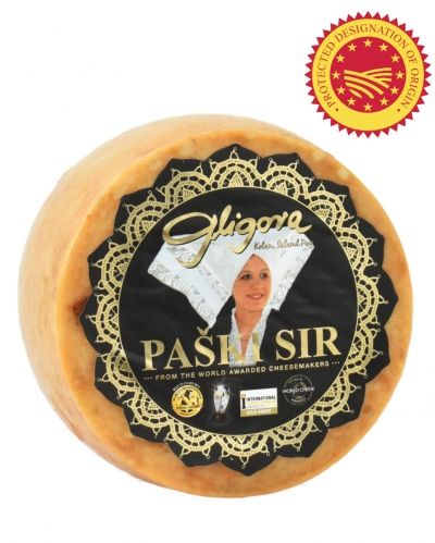 Pag cheese, min. 6 months old (PDO)