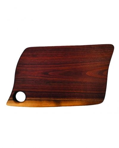 Wooden Plate - Walnut