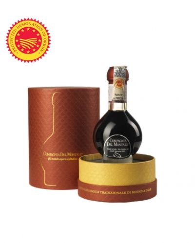 Balsamic Vinegar di Modena Traditional 12 years old (PDO)
