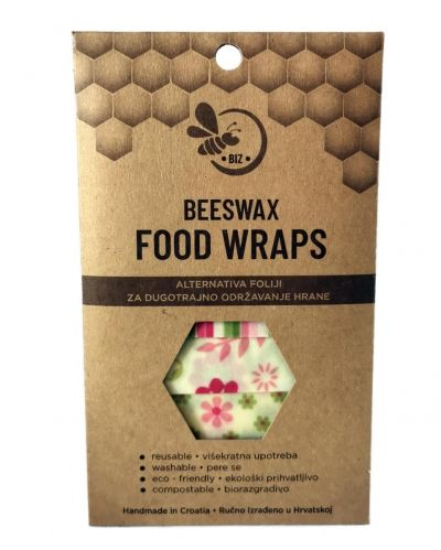 Food Wraps MIX SET 3/1
