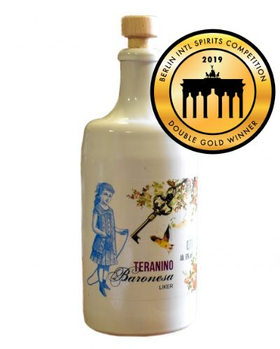 Teranino - Liqueur from teran wine
