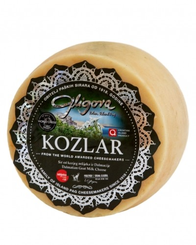 Kozlar cheese