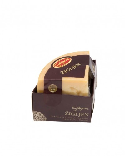 Zigljen 650 g gift package