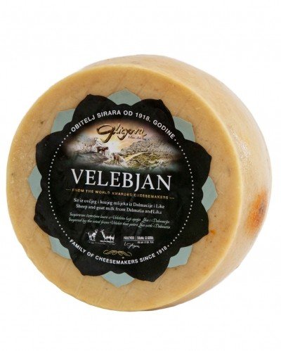 Velebjan cheese