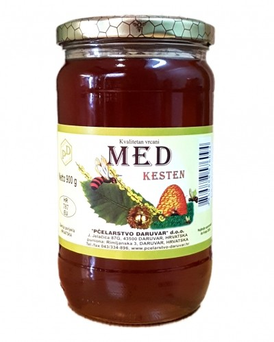 Chestnut Honey 450g