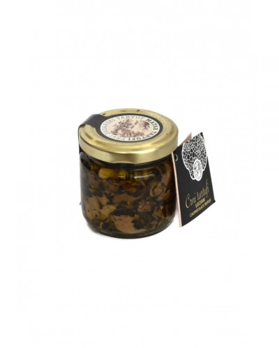 Chopped black truffle 80 g