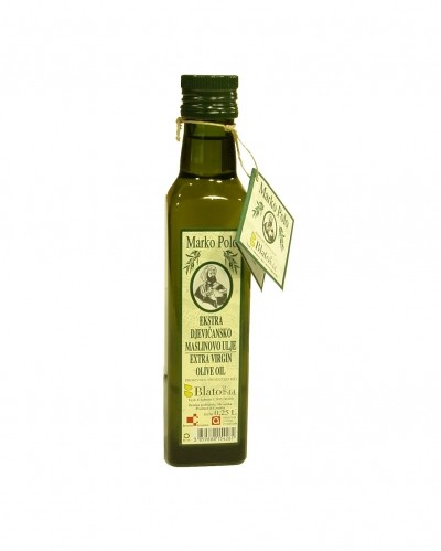 Extra virgin olive oil Marco Polo 0,25 l