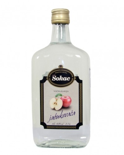 Apple brandy Šokac 0,7l