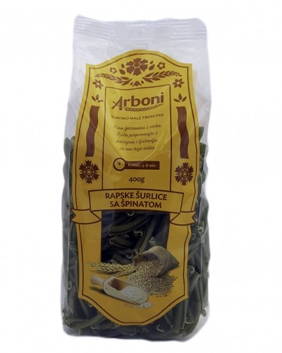 Arboni - Spinach surlice from the island Rab 400g