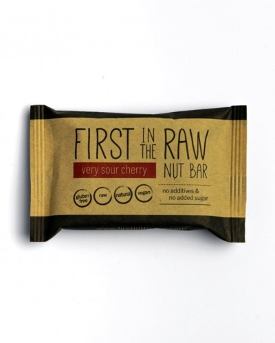 First in the RAW nut bar 50g