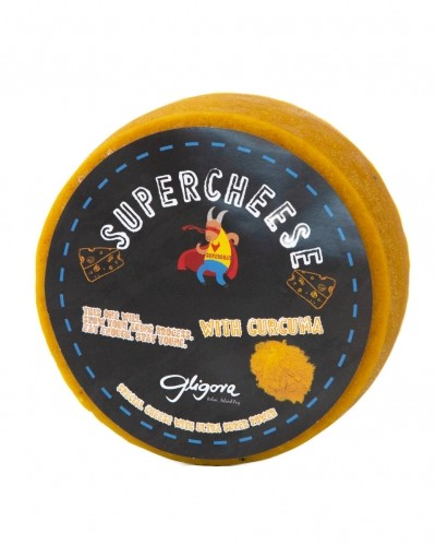 KOZJI SUPERCHEESE - Curcuma