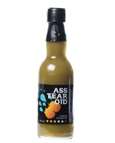 AssTearOid Hot Sauce