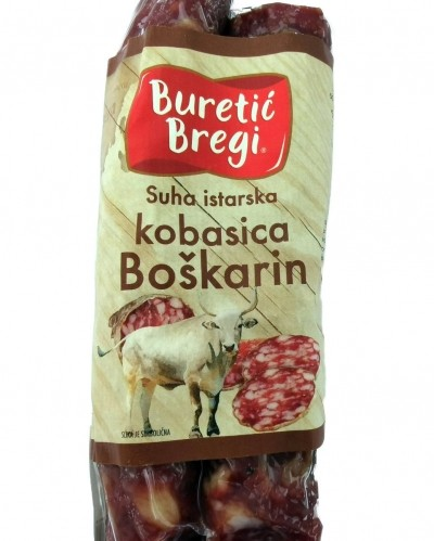Istrian dry sausage - Istrian beef