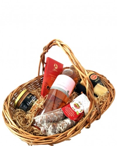 Gift Basket - Happy Moments