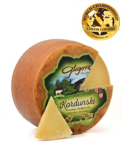 Kordunski cheese
