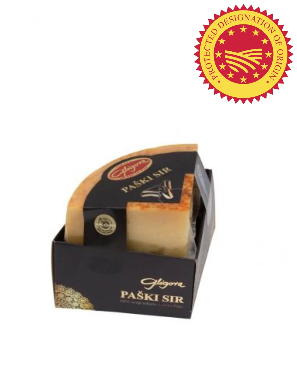 Paski sir 650g (6m) gift package
