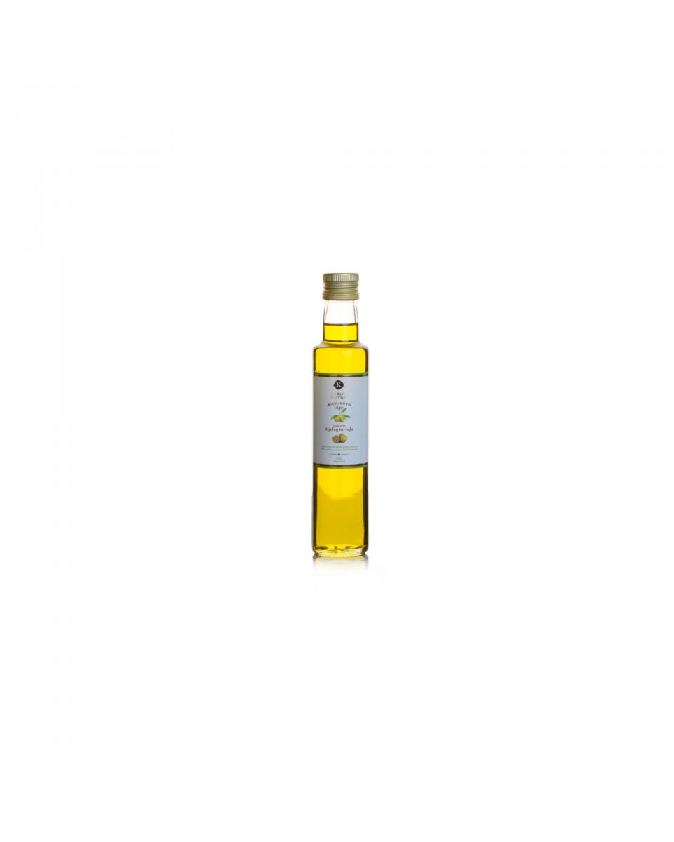 Olive oil with white truffle flavour