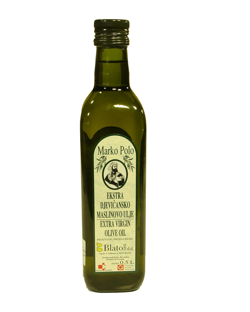 Extra virgin olive oil Marco Polo 0,5 l
