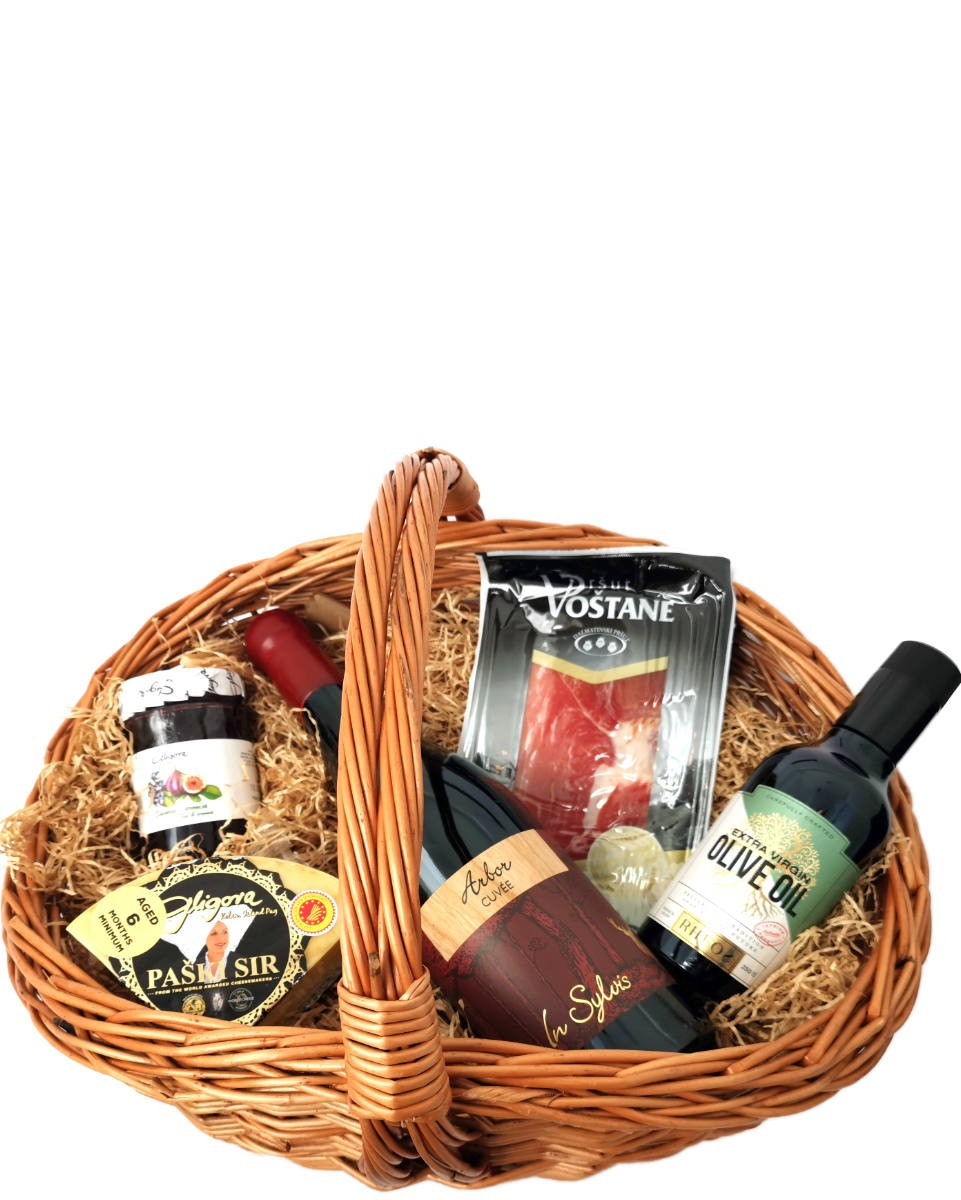 Gift Basket - For Two