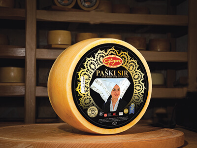 Island of Pag cheese